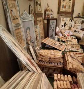 Primitiven Haren kauppa / Primitive Hare's shop